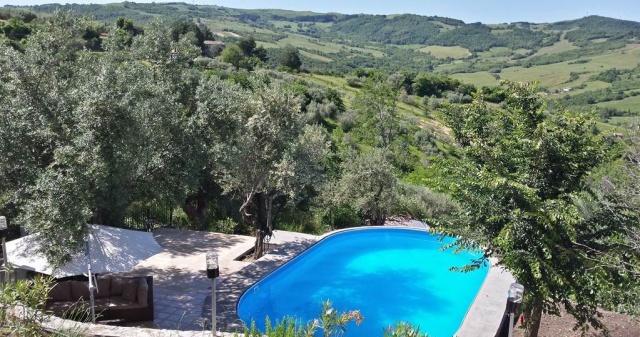 Huis Met Prive Zwembad In Molise 1