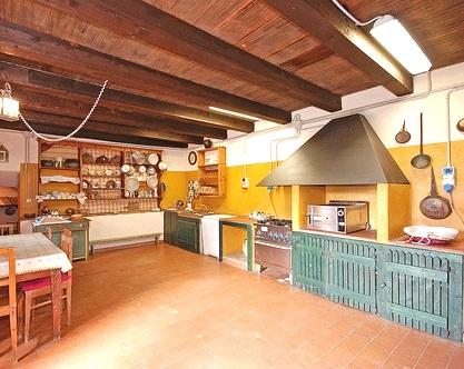 Keuken Vakantiehuis LMV870 In Le Marche Bij Apecchio