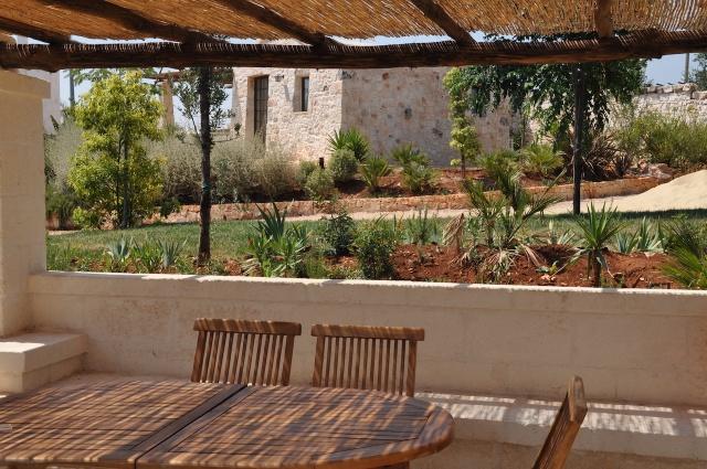 Lamie En Trulli Complex Met Gedeeld Zwembad Istria Vallei Puglia Zuid Italie 7a