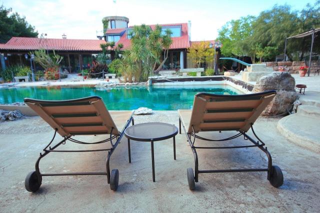 Lecce Appartement Op Kleinschalig Vakantiecomplex Met Zwembad En Jacuzzi 20
