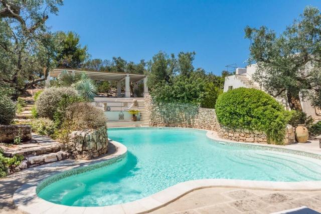 Lecce Zespersoons App Met Gedeeld Zwembad 3