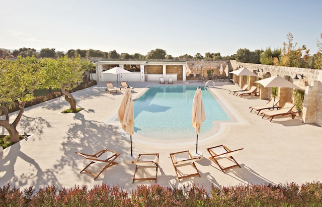 Luxe App Met Zwembad Aan De Kust Zuid Puglia 10