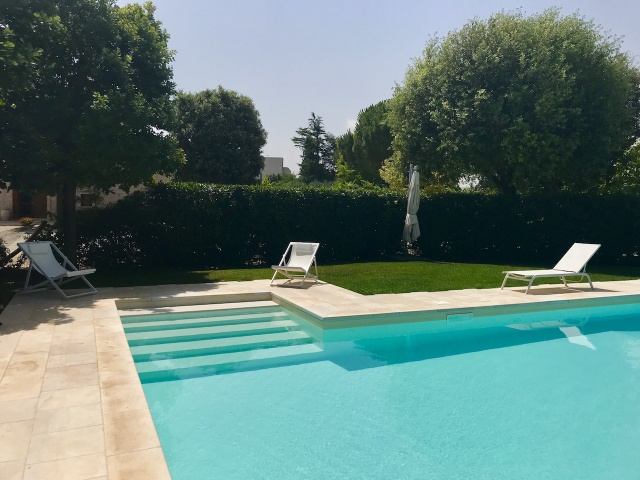 Luxe Masseria Landgoed Met Gedeeld Zwembad In Puglia 9
