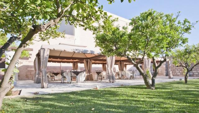 Luxe Resort Met Zwembad Aan De Kust Zuid Puglia 11