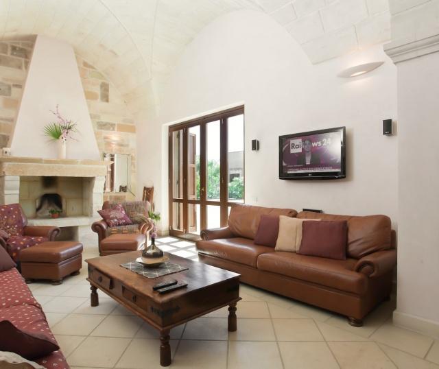 Luxe Vrijstaande Villa Met Zwembad Otranto Lecce 10