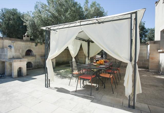 Luxe Vrijstaande Villa Met Zwembad Otranto Lecce 8