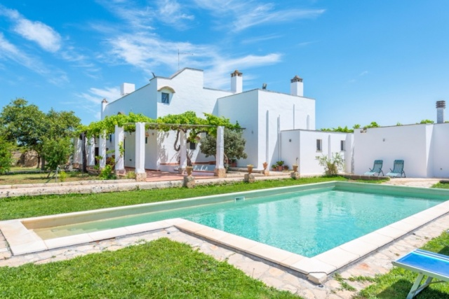 Masseria In Lecce Puglia Met Prive Zwembad 2