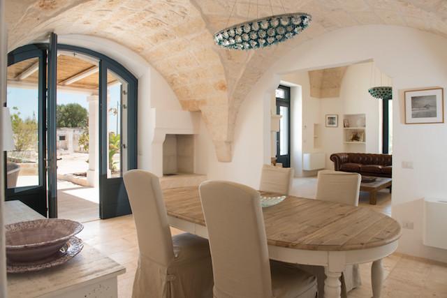 Masseria Puglia Met Zwembad Vlakbij De Kust 12