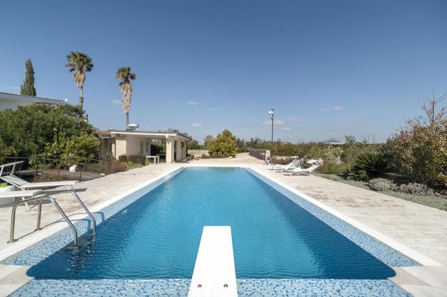Modern Appartement Lecce Met Zwembad 1