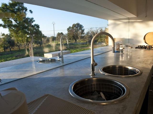 Moderne Villa Met Zwembad En Zeezicht In Puglia 20