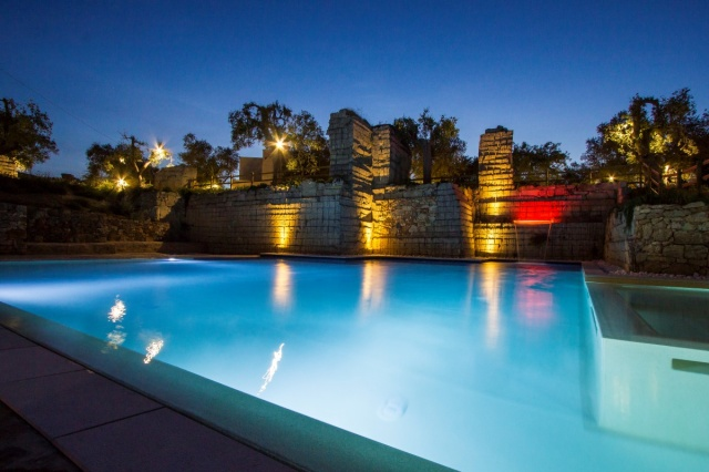 Monolocale App Vakantiepark Met Zwembad Lecce 25