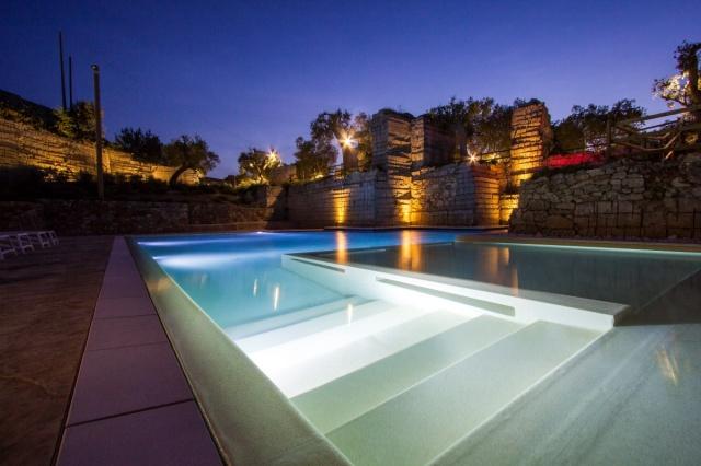 Monolocale App Vakantiepark Met Zwembad Lecce 26