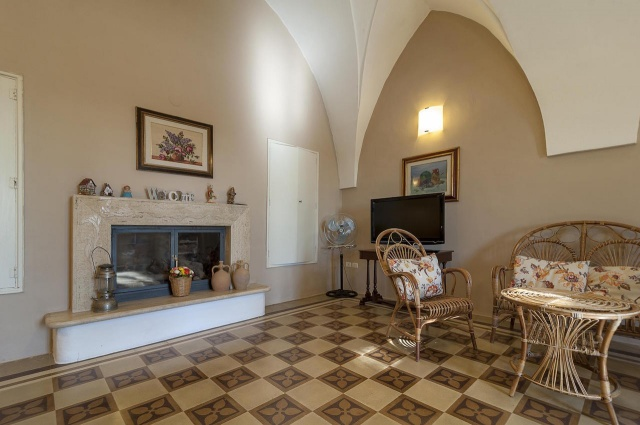 Mooie Villa Casarano Met Eigen Zwembad 17
