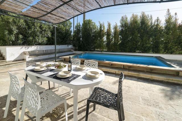 Mooie Villa Casarano Met Eigen Zwembad 3