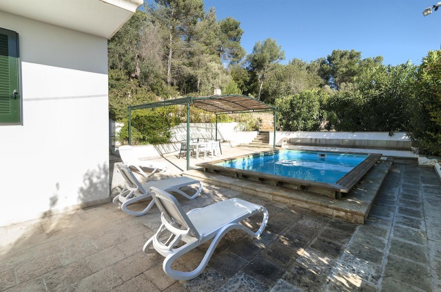 Mooie Villa Casarano Met Eigen Zwembad 5