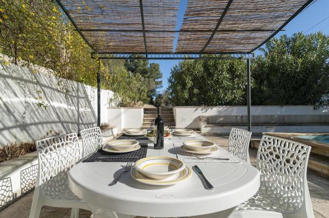 Mooie Villa Casarano Met Eigen Zwembad 7