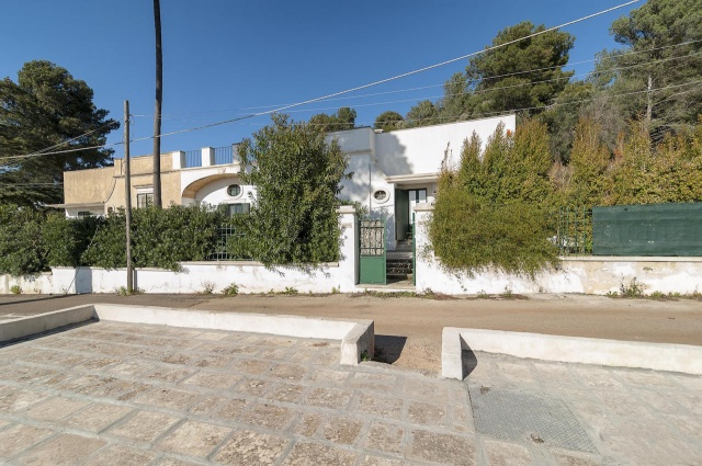 Mooie Villa Casarano Met Eigen Zwembad 8