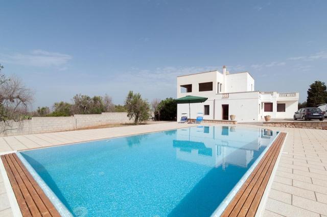 Mooie Villa Met Prive Zwembad Voor Budgetprijs In Provincie Lecce 1