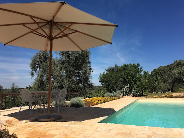 Ostuni Trullo Vakantiehuis Met Zwembad En Uitzicht 4