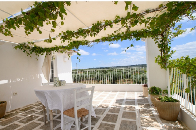 Puglia Conversano Luxe Masseria Met Zwembad 26
