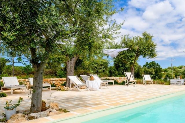 Puglia Conversano Luxe Masseria Met Zwembad 3