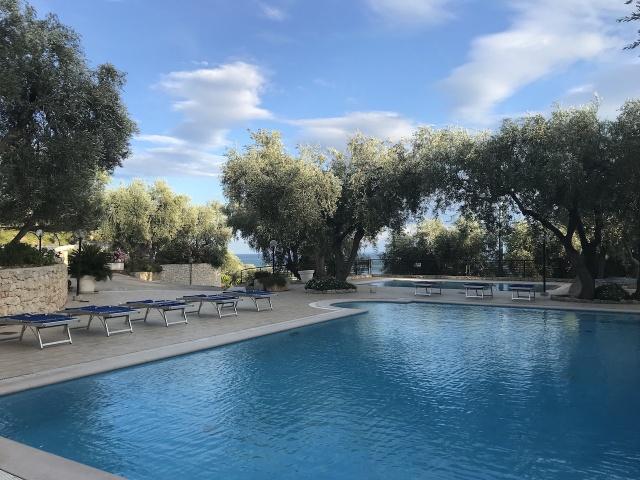 Puglia Gargano Residence Met Zwembad En Zeezicht 1