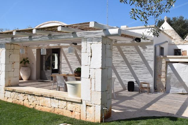 Puglia Trullo Vrijstaand Met Eigen Zwembad Voor 6 Personen 11