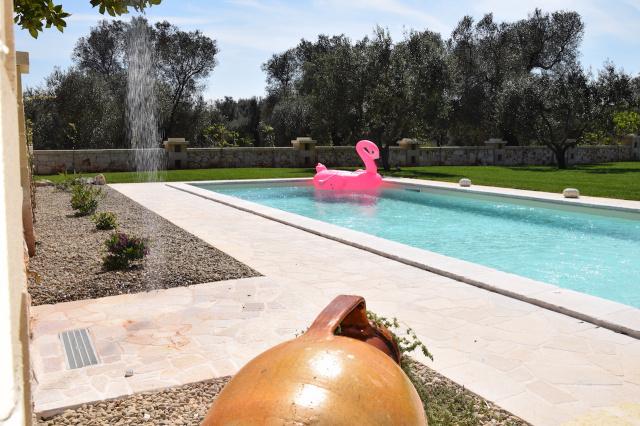 Puglia Trullo Vrijstaand Met Eigen Zwembad Voor 6 Personen 2