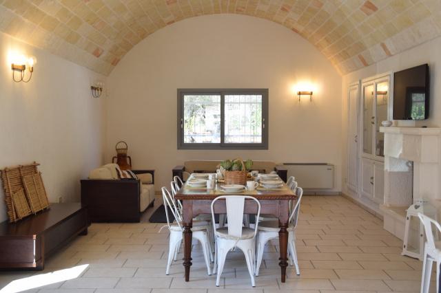 Puglia Trullo Vrijstaand Met Eigen Zwembad Voor 6 Personen 26