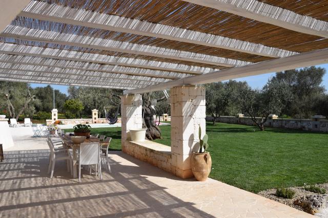 Puglia Trullo Vrijstaand Met Eigen Zwembad Voor 6 Personen 34