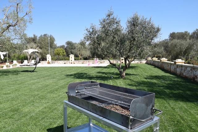 Puglia Trullo Vrijstaand Met Eigen Zwembad Voor 6 Personen 6