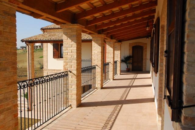 Residence Abruzzo Met Appartementen Restaurant En Zwembad 6
