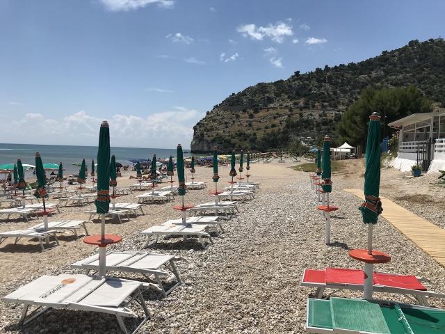 Residence Gargano Met Zwembad En Prive Strand 2