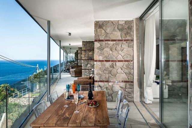 Sicilie Taormina Luxe Vakantieappartementen Met Zeezicht En Zwembad 3