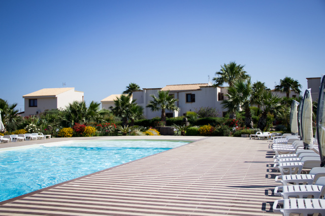 Sicilie Trapani Appartamenten Met Zwembad Vlakbij Zee En Zoutpannen 1f