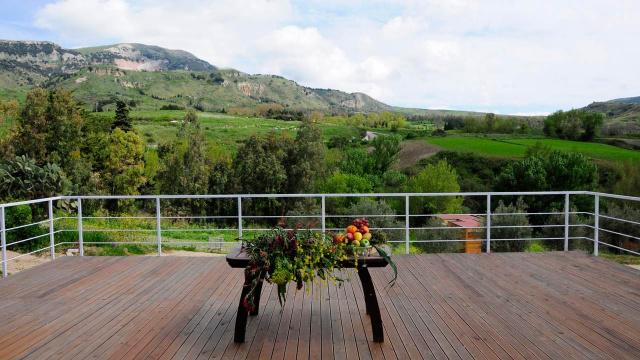 Sicilie Vakantie Agriturismo Met Wellness En Restaurant 1