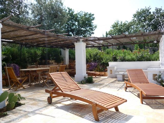 Trulli En Lamie Complex Met Gedeeld Zwembad Istria Vallei Puglia Zuid Italie 24