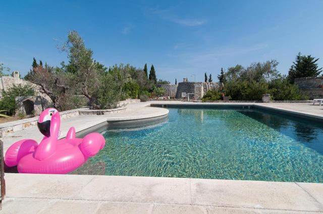 Trullo Met Gedeeld Zwembad Lecce 1