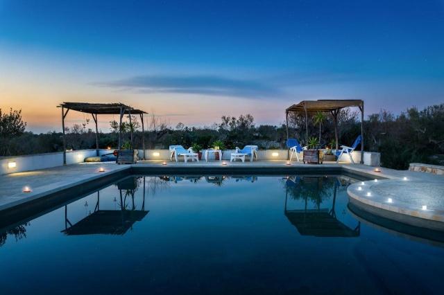 Trullo Met Gedeeld Zwembad Lecce 18