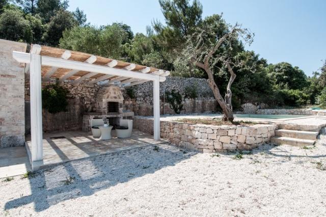 Trullo Met Zwembad Bij Fasano Puglia 11