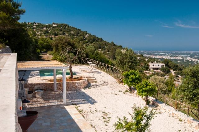 Trullo Met Zwembad Bij Fasano Puglia 12