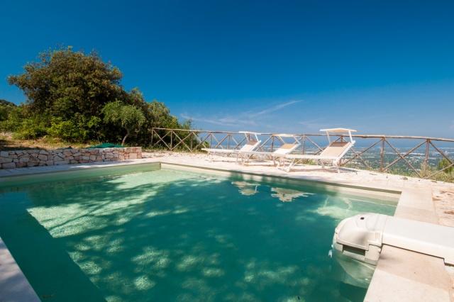 Trullo Met Zwembad Bij Fasano Puglia 31