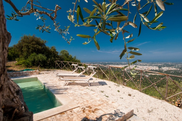 Trullo Met Zwembad Bij Fasano Puglia 6