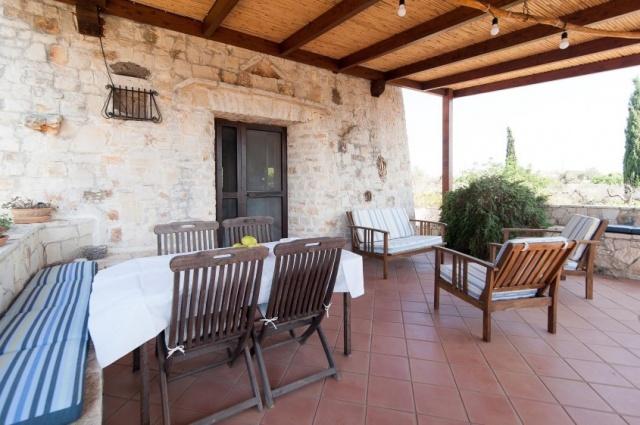 Trullo Zwembad Salento Puglia 15