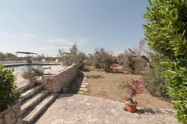 Trullo Zwembad Salento Puglia 9