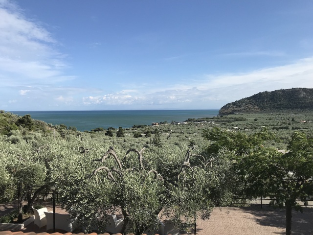 Uitzicht Villa Gargano Residence 1