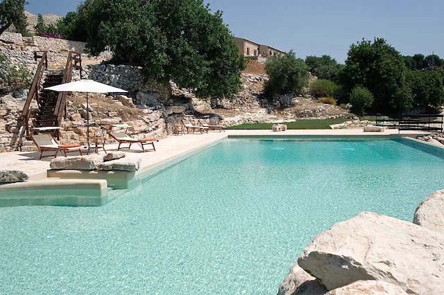 Vakantiehuis Ragusa Sicilie Met Gedeeld Zwembad 3