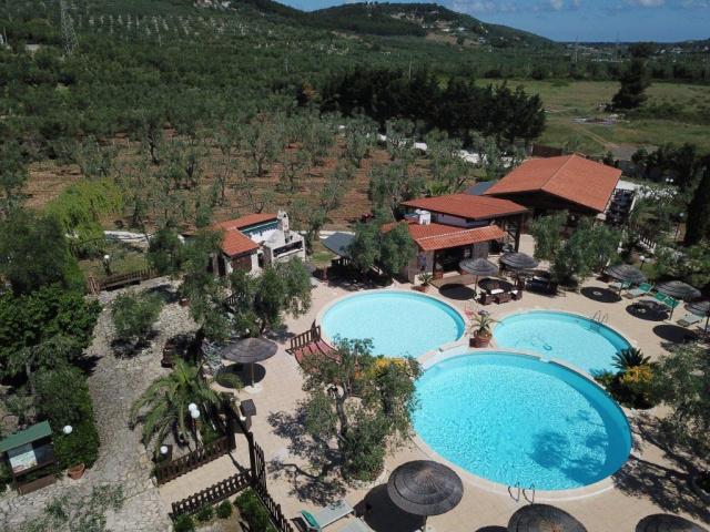 Vakantiepark Kleinschalig Vieste In Gargano 6