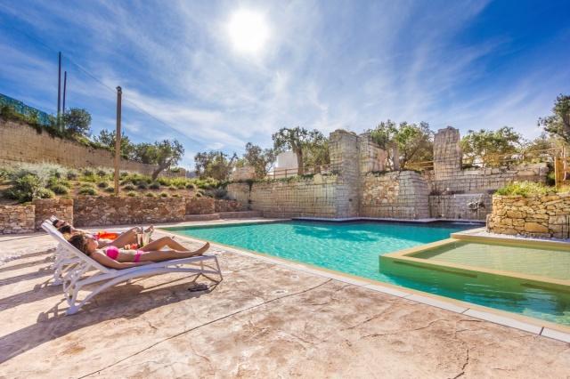Vakantiepark Salento Lecce Zwembad 1