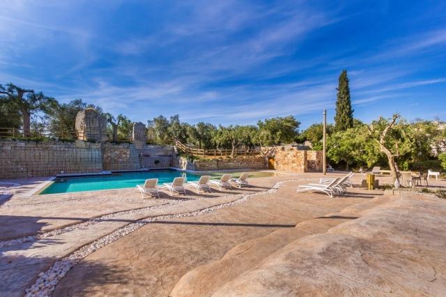 Vakantiepark Salento Lecce Zwembad 9